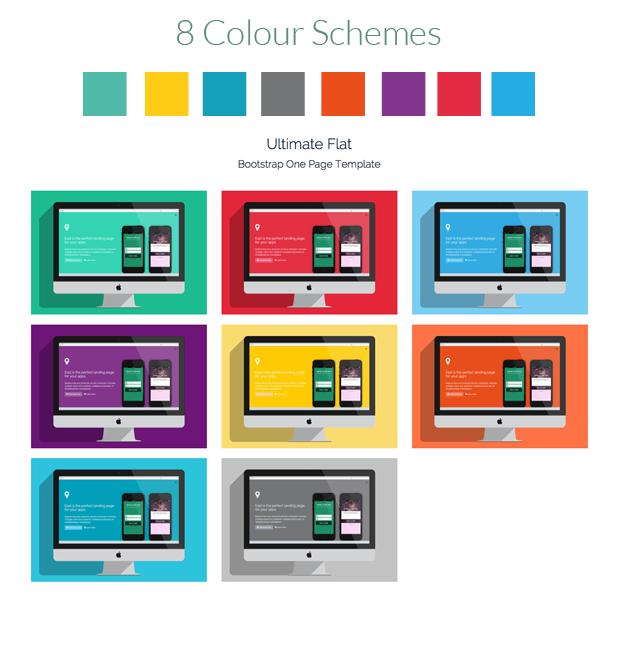 Ultimate Flat - choose colors