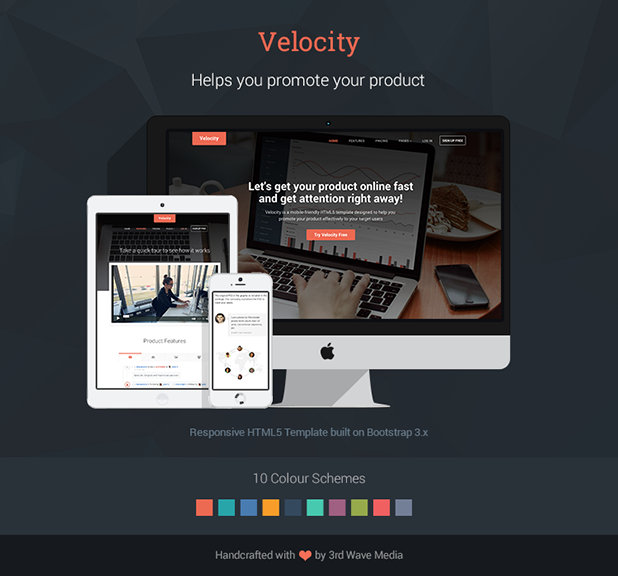 Velocity - Designed for products