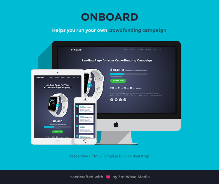 Onboard - Crowdfunding