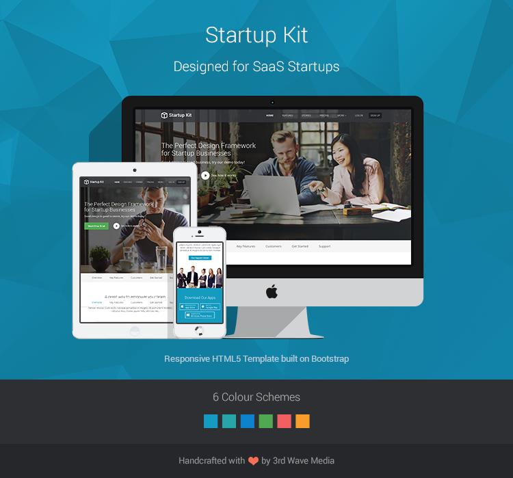 Startup Kit - For SaaS startups