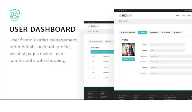 BigBag Admin Dashboard