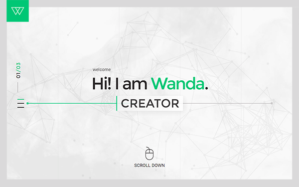 [Wanda - The Unique Minimal Portfolio]