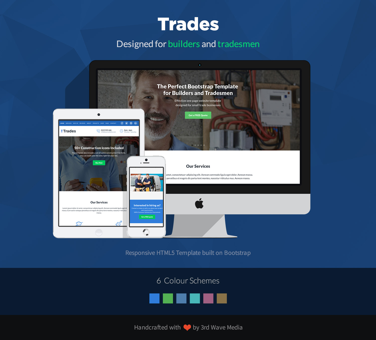 Trades - For Builders and Tradesmen